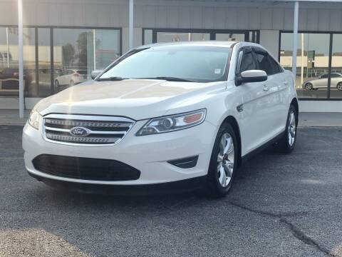2012 Ford Taurus for sale at Nelson Car Country in Bixby OK