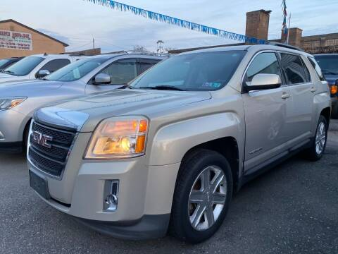 2011 GMC Terrain for sale at The PA Kar Store Inc in Philladelphia PA