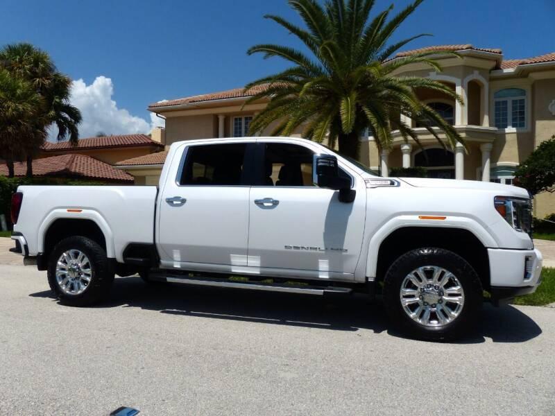 2021 GMC Sierra 2500HD for sale at Lifetime Automotive Group in Pompano Beach FL