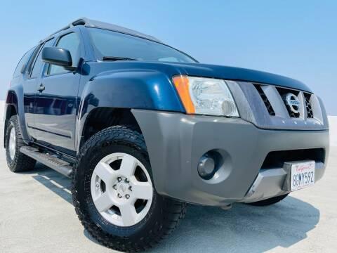 2007 Nissan Xterra for sale at Empire Auto Sales in San Jose CA