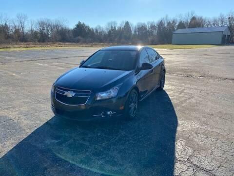 2014 Chevrolet Cruze for sale at Caruzin Motors in Flint MI