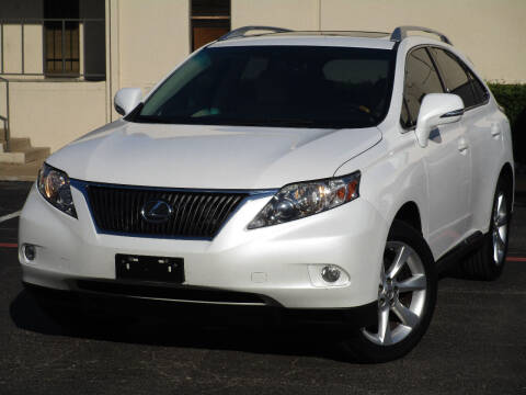 2010 Lexus RX 350 for sale at Ritz Auto Group in Dallas TX