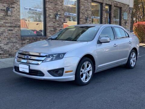 2012 Ford Fusion for sale at The King of Credit in Clifton Park NY