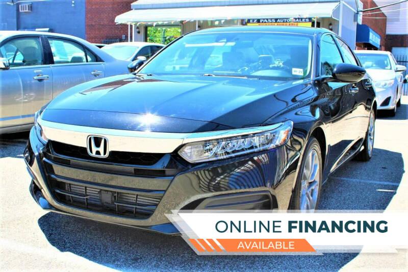 2018 Honda Accord for sale at EZ PASS AUTO SALES LLC in Philadelphia PA