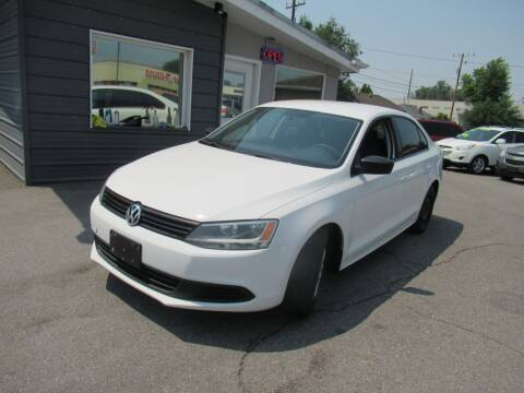 2012 Volkswagen Jetta for sale at Crown Auto in South Salt Lake UT