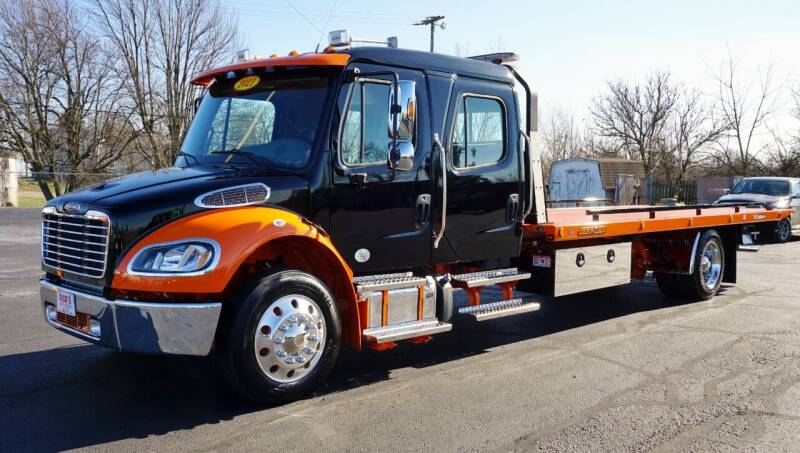 2021 Freightliner Crew Cab for sale at Ricks Auto Sales, Inc. in Kenton OH