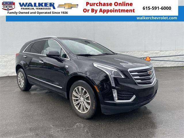 2018 Cadillac XT5 for sale at WALKER CHEVROLET in Franklin TN