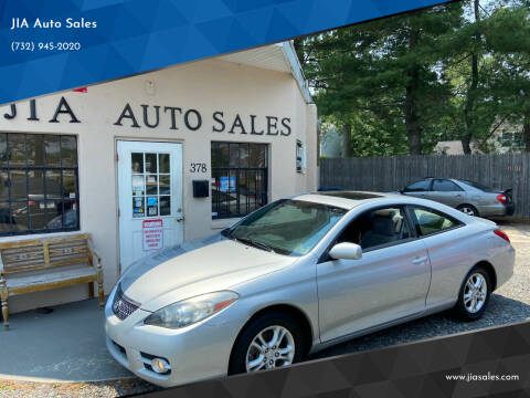2007 Toyota Camry Solara for sale at JIA Auto Sales in Port Monmouth NJ