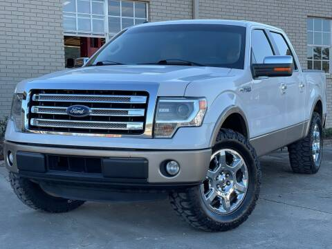 2014 Ford F-150 for sale at Quality Auto of Collins in Collins MS