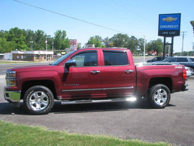 2014 Chevrolet Silverado 1500 for sale at Joe Lee Chevrolet in Clinton AR