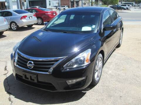 2013 Nissan Altima for sale at Downtown Motors in Macon GA