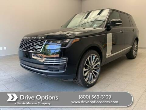 2020 Land Rover Range Rover for sale at Drive Options in North Olmsted OH