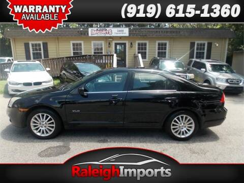 2008 Mercury Milan for sale at Raleigh Imports in Raleigh NC