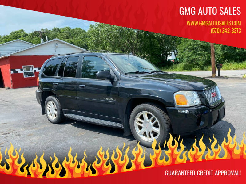 2008 GMC Envoy for sale at GMG AUTO SALES in Scranton PA