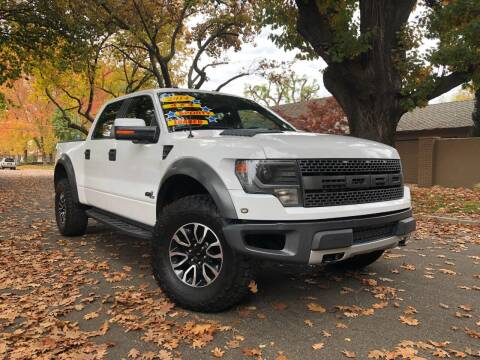 2014 Ford F-150 for sale at Devine Auto Sales in Modesto CA