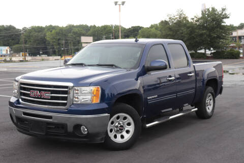 2013 GMC Sierra 1500 for sale at Auto Guia in Chamblee GA