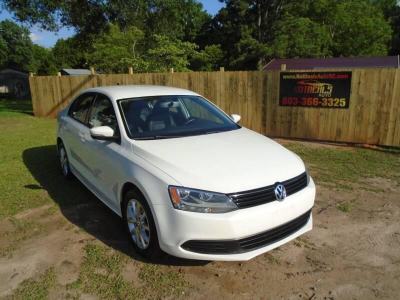 2012 Volkswagen Jetta for sale at Hot Deals Auto LLC in Rock Hill SC