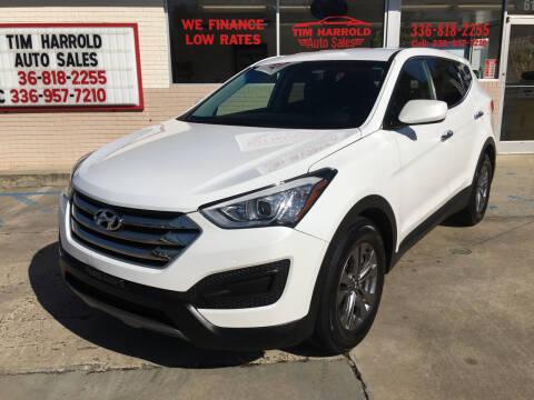 2015 Hyundai Santa Fe Sport for sale at Tim Harrold Auto Sales in Wilkesboro NC