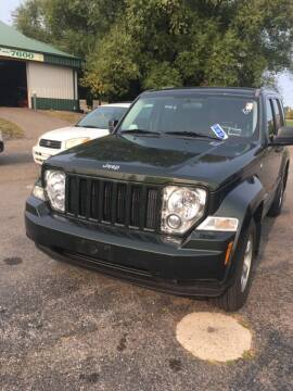 2011 Jeep Liberty for sale at Hamburg Motors in Hamburg NY