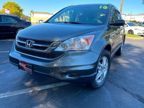 2010 Honda CR-V for sale at Mike's Auto Sales INC in Chesapeake VA