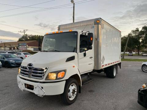 2005 Hino 165 for sale at CHECK  AUTO INC. in Tampa FL