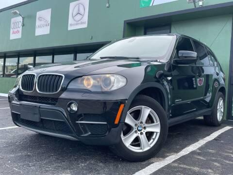2011 BMW X5 for sale at KARZILLA MOTORS in Oakland Park FL