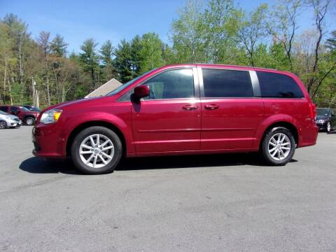 2015 Dodge Grand Caravan for sale at Mark's Discount Truck & Auto Sales in Londonderry NH