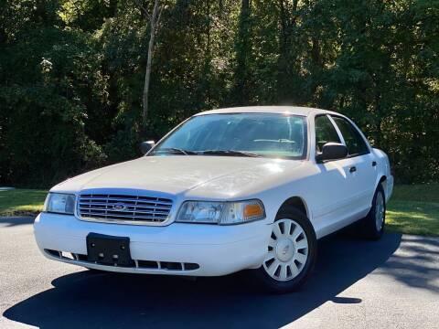 2007 Ford Crown Victoria for sale at Sebar Inc. in Greensboro NC