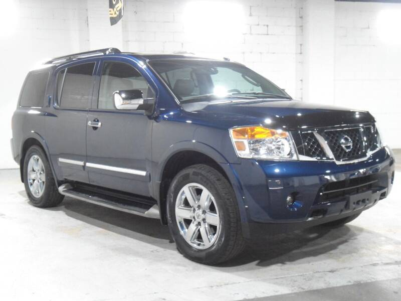 2010 Nissan Armada for sale at Ohio Motor Cars in Parma OH