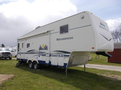 2007 Fleetwood Wilderness for sale at Dansville Radiator in Dansville NY