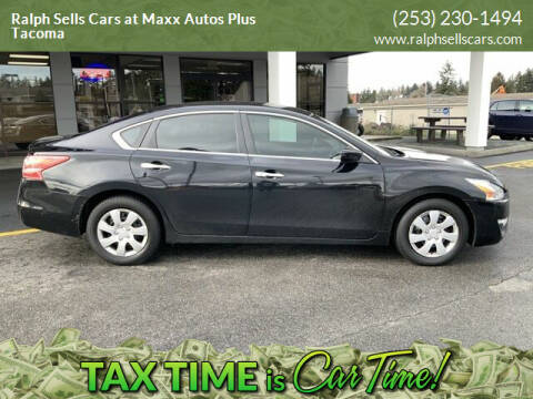 2013 Nissan Altima for sale at Ralph Sells Cars at Maxx Autos Plus Tacoma in Tacoma WA