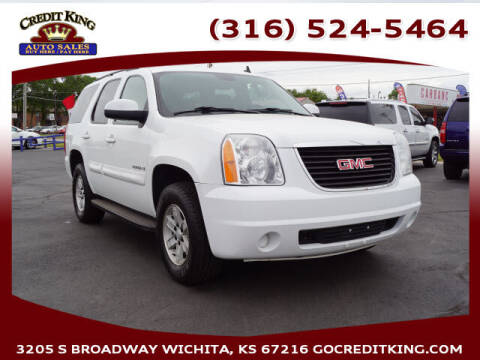2009 GMC Yukon for sale at Credit King Auto Sales in Wichita KS