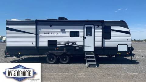 2021 KEYSTONE HIDEOUT 26BHWE for sale at SOUTHERN IDAHO RV AND MARINE - New Trailers in Jerome ID