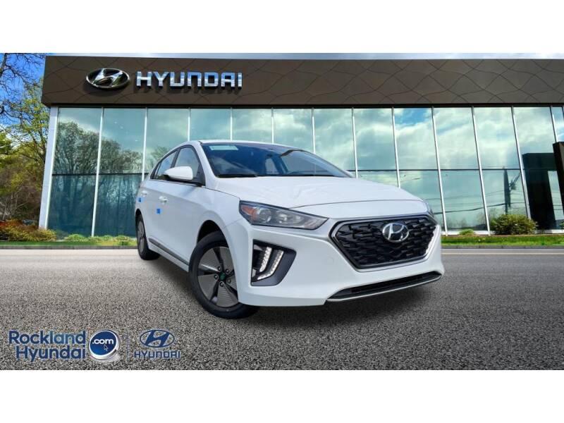 2022 Hyundai Ioniq Hybrid for sale in West Nyack, NY