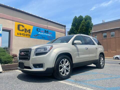 2014 GMC Acadia for sale at Car Mart Auto Center II, LLC in Allentown PA