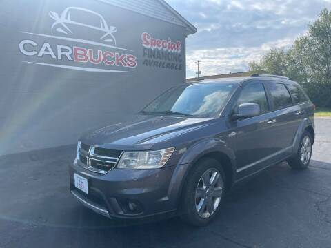 2012 Dodge Journey for sale at Carbucks in Hamilton OH
