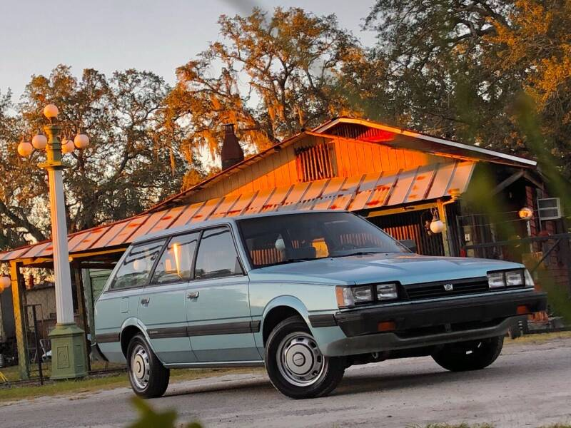 1989 Subaru DL for sale at OVE Car Trader Corp in Tampa FL