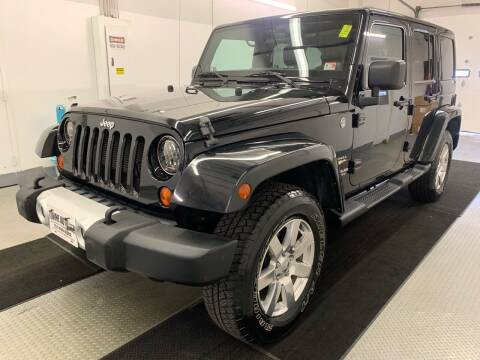 2013 Jeep Wrangler Unlimited for sale at TOWNE AUTO BROKERS in Virginia Beach VA