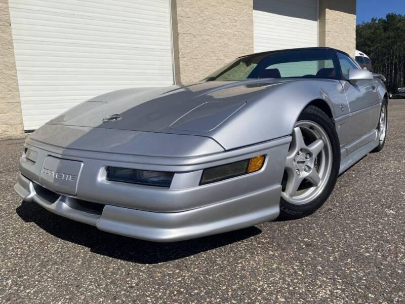 1996 Chevrolet Corvette for sale at Route 65 Sales & Classics LLC - Classic Cars in Ham Lake MN
