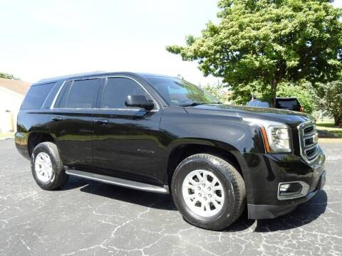 2017 GMC Yukon for sale at SUPER DEAL MOTORS 441 in Hollywood FL