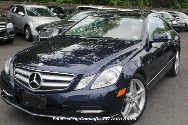 2013 Mercedes-Benz E-Class for sale in Stafford, VA