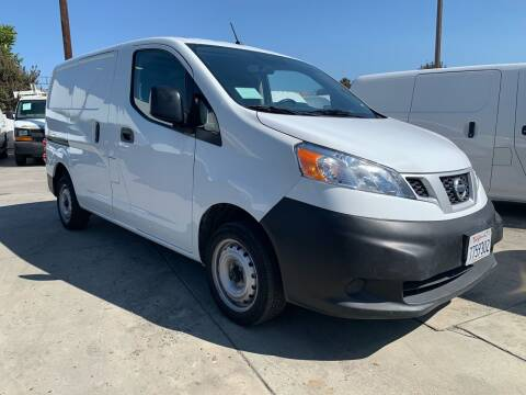 2019 Nissan NV200 for sale at Best Buy Quality Cars in Bellflower CA