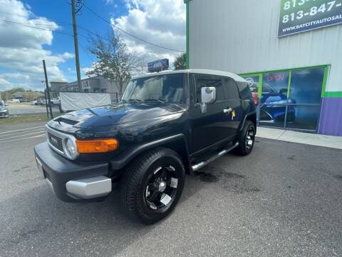 2007 Toyota FJ Cruiser for sale at Bay City Autosales in Tampa FL