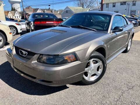 2001 Ford Mustang for sale at Majestic Auto Trade in Easton PA
