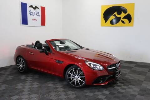 2019 Mercedes-Benz SLC for sale at Carousel Auto Group in Iowa City IA