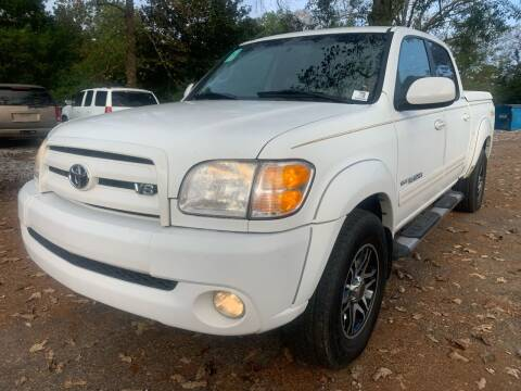 2004 Toyota Tundra for sale at Triple A Wholesale llc in Eight Mile AL