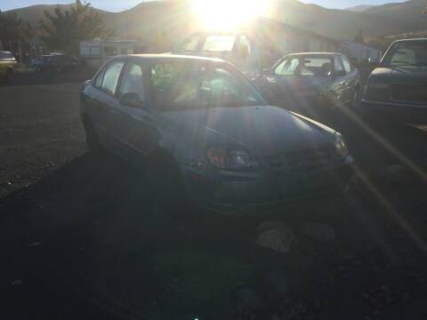 2004 Hyundai Accent for sale at Small Car Motors in Carson City NV