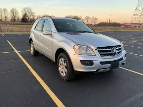 2007 Mercedes-Benz M-Class for sale at Quality Motors Inc in Indianapolis IN