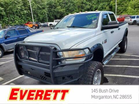 2011 RAM Ram Pickup 3500 for sale at Hickory Used Car Superstore in Hickory NC