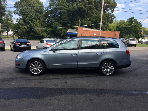 2007 Volkswagen Passat for sale at Diamond Auto Sales in Lexington NC
